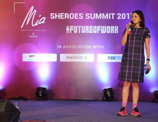 NEW DELHI CHAPTER FLAGS OFF MIA SHEROES SUMMIT 2017 SERIES IN ASSOCIATION WITH KLAY PREP SCHOOLS AND DAYCARES, MEDELA AND PAYTM