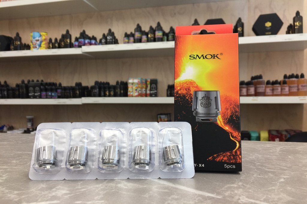 Best Coil For Flavor On SMOK TFV8 Baby Beast? | How To Use