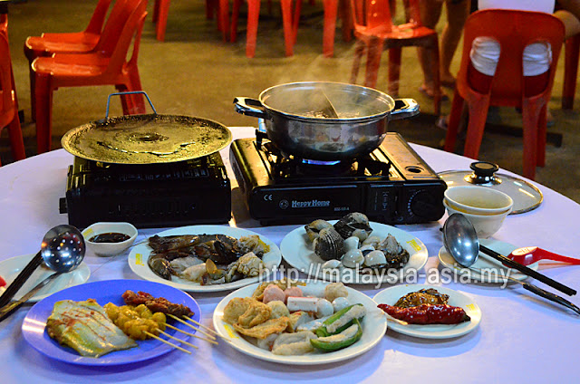 Sandakan Steamboat Restaurant