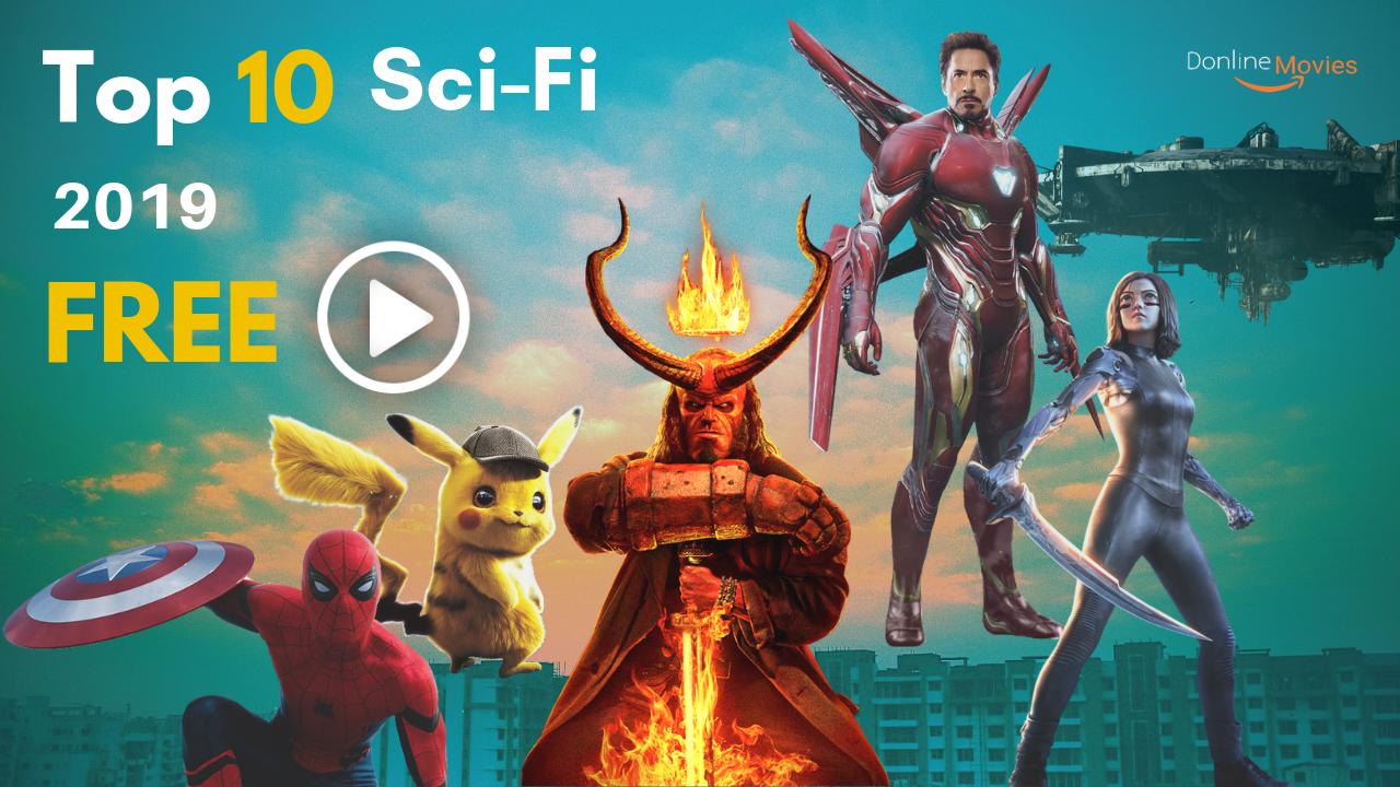 Top 10 Best Sci-Fi Movies Of 2019 ( TRENDING NOW )