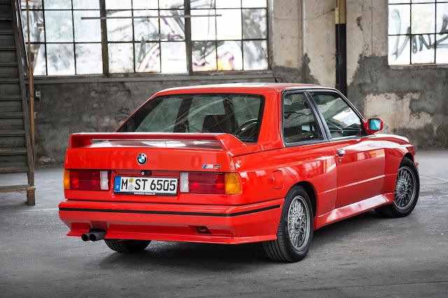 P90233570 highRes 30 χρόνια με BMW M3 – η ιστορία ενός εμβληματικού μοντέλου (Photos)