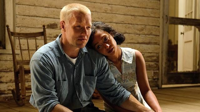 Fotograma de la película: Loving (2016)