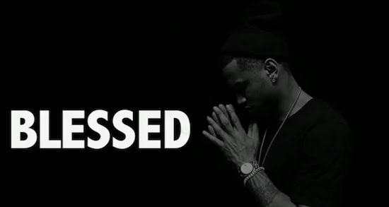 Trey Songz - Blessed [Vídeo]