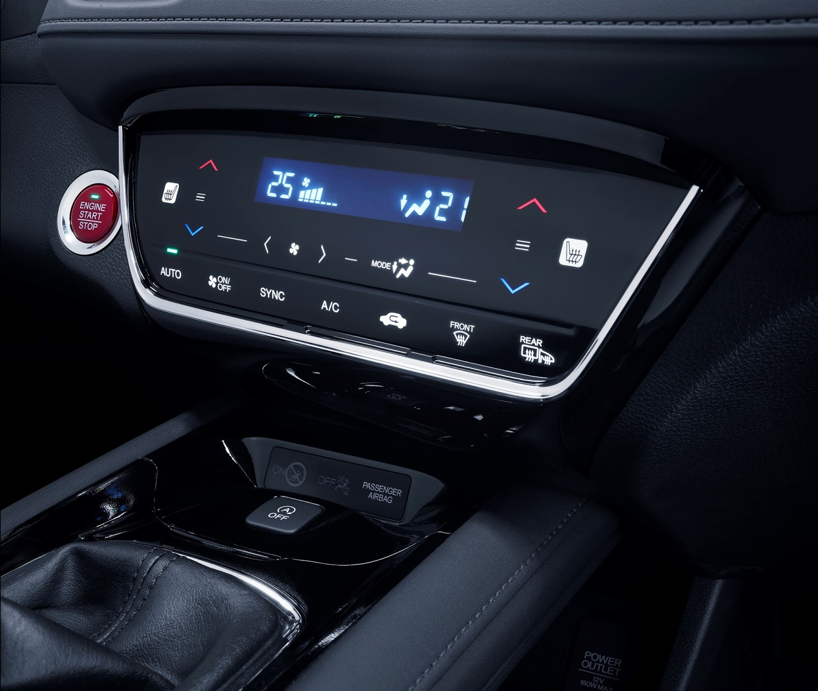 40673 2015 Honda HR V Νέο Honda HR-V : Το πολυμορφικό SUV