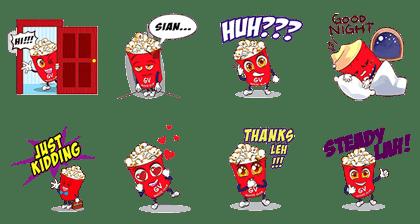 Mr. Popcorn