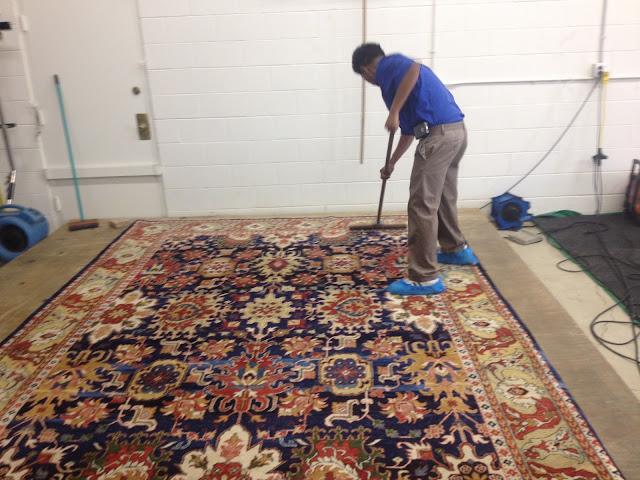 Oriental Rug Cleaning Carpet