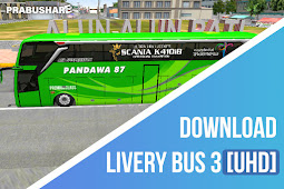 Kumpulan Livery Bus UHD Game ES Bus Simulator ID 3 Android