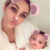 Kim Kardashian shares first photo of newborn daughter Chicago West