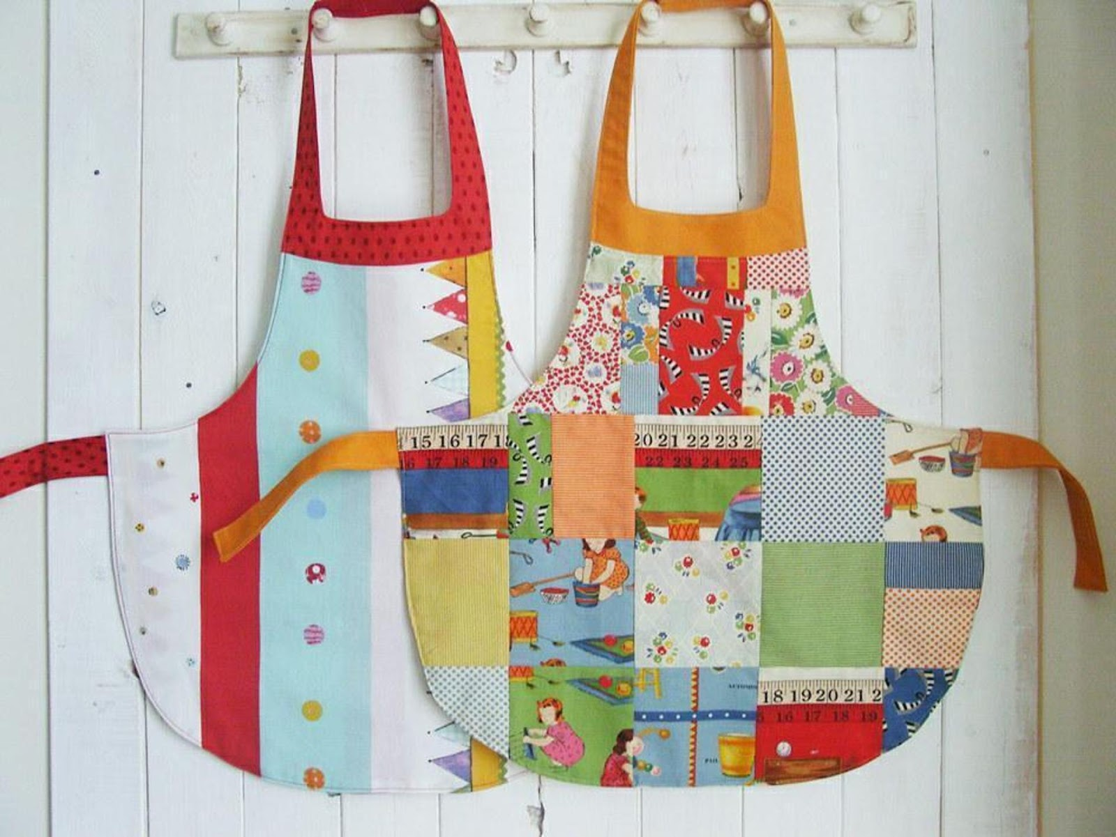 20 Free Apron Patterns