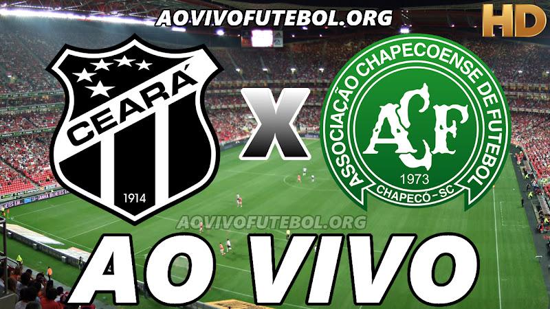 Ceará x Chapecoense Ao Vivo HD TV PFC