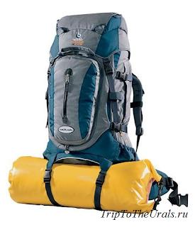Выбор экспедиционного рюкзака
