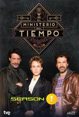El Ministerio Del Tiempo (TV Series) S01 DVD R2 PAL Spanish