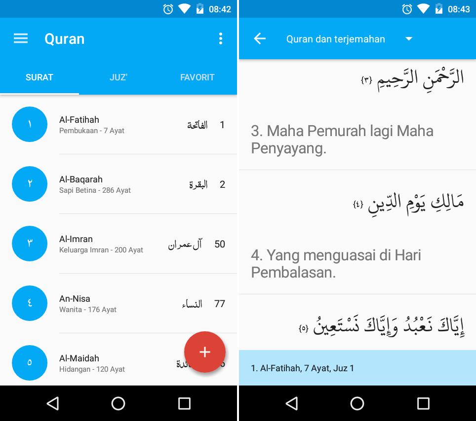 Quran dari Kodelokus