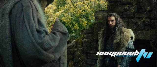 El Hobbit Un Viaje Inesperado DVDRip Español Latino