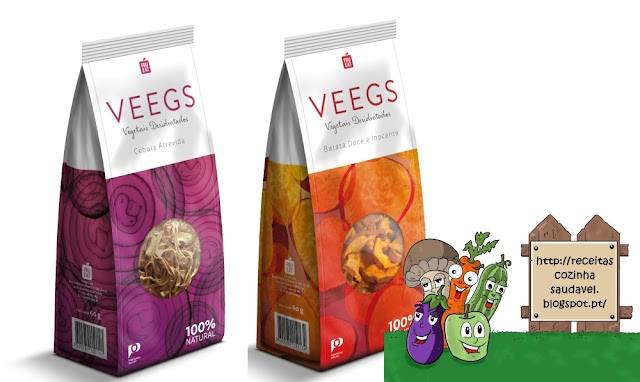Vegetais Desidratados