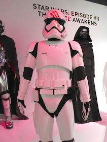 Finn FN-2187 Stormtrooper costume Star Wars Force Awakens
