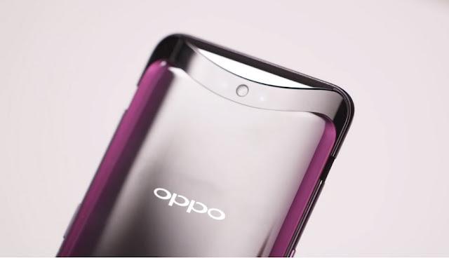 Slider Camera - Oppo Find X