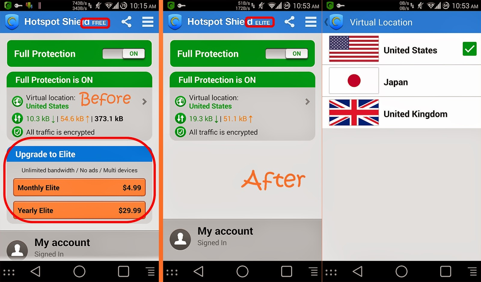 vpn proxy apk full version