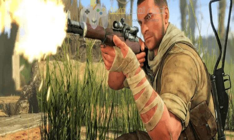تحميل لعبة سنايبر Sniper Elite 4