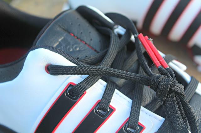 Adidas golf tongue