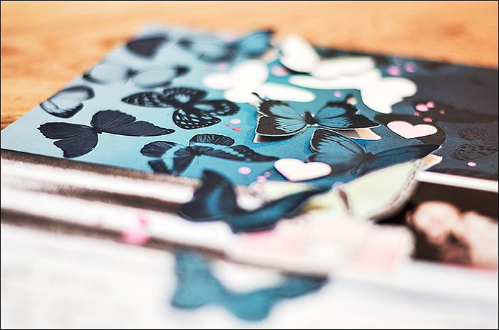 Papierwerkstatt Märzkit - Scrapbooking