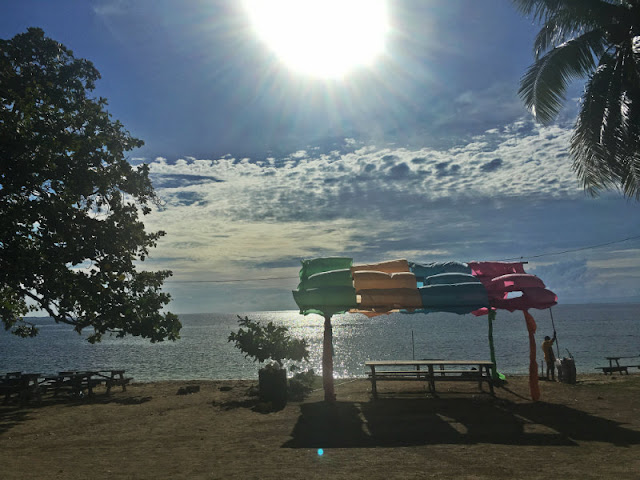 Casay Beach Sunrise Dalaguete Beach Park