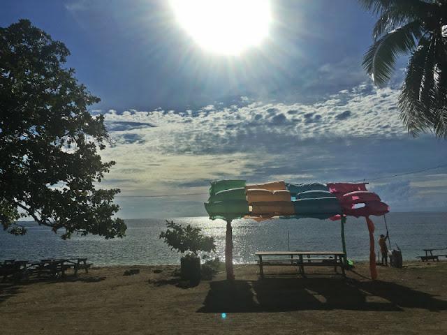 Casay Beach Sunrise Dalaguete Beach Park