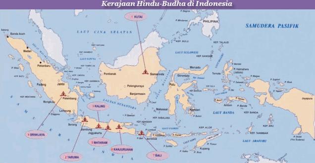 Kerajaan-Kerajaan Besar pada Masa Hindu-Budha