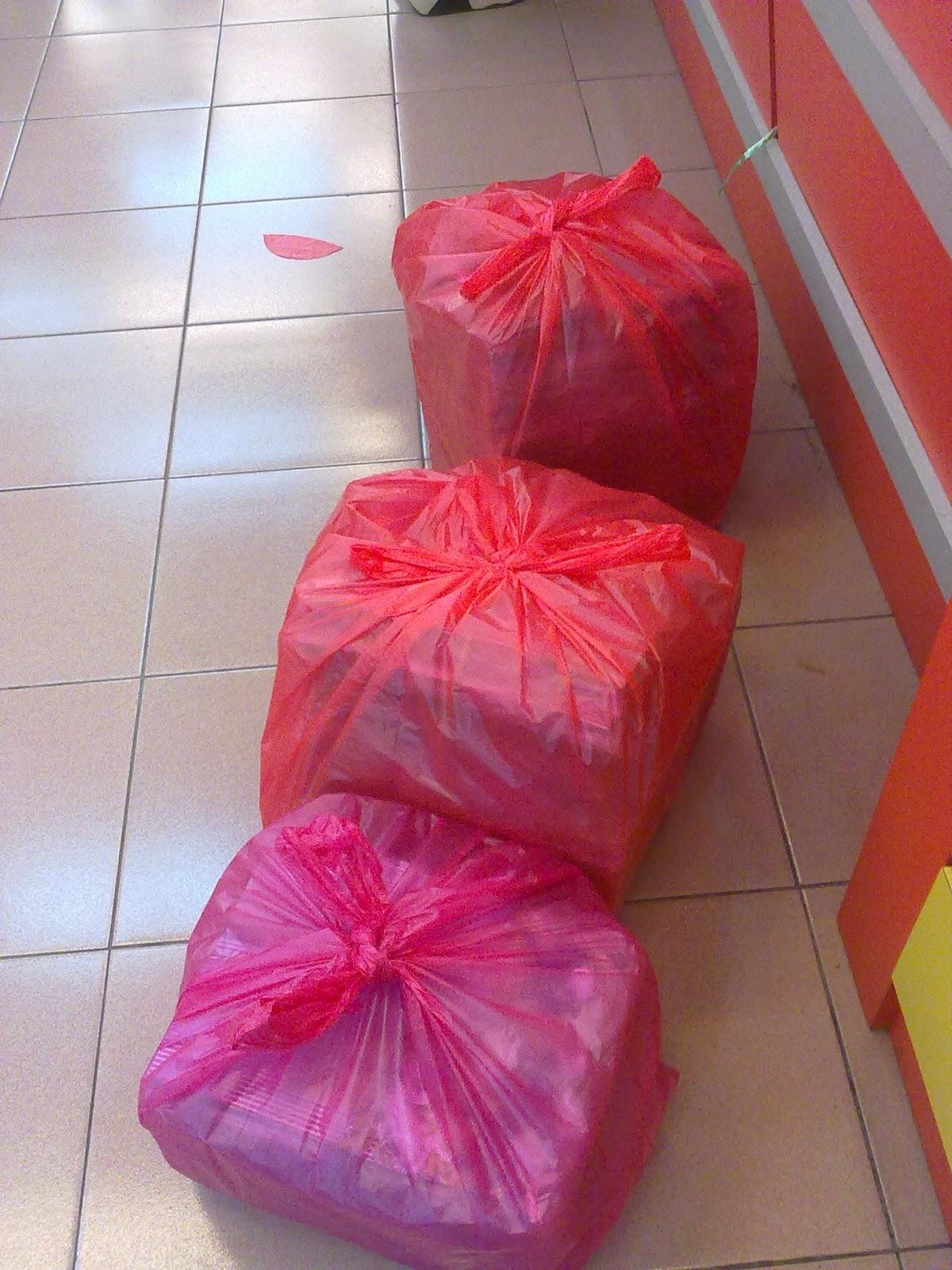 Neng Ana Shopping Door Gift Item Kat A Itam