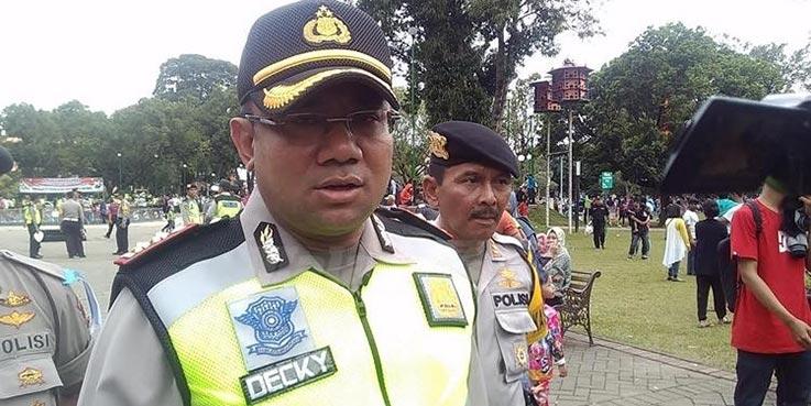 Kapolres Malang Kota, AKBP Decky Hendarsono.