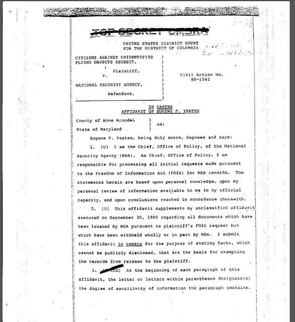 top secret documents foir