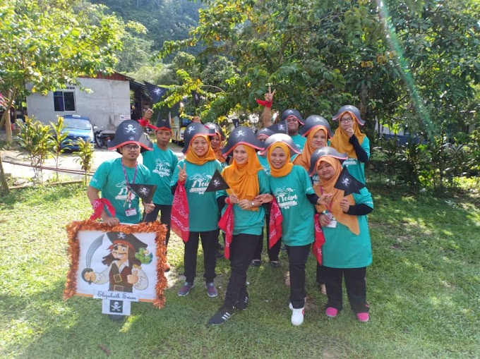 Family Day 2018 di Sungai Lopo, Hulu Langat