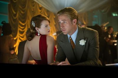 Emma Stone et Ryan Gosling - Film Gangster Squad