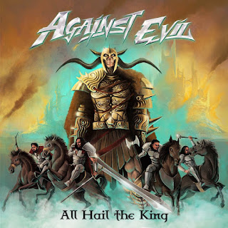"Against Evil - ""We Won't Stop"" (audio) from the album ""All Hail the King"""