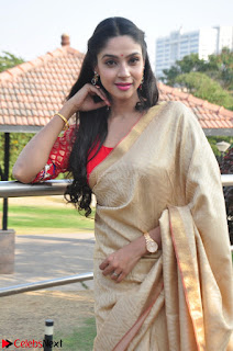 Angana Roy in Silk Saree at Teaching Tree Carnival .xyz 004.JPG