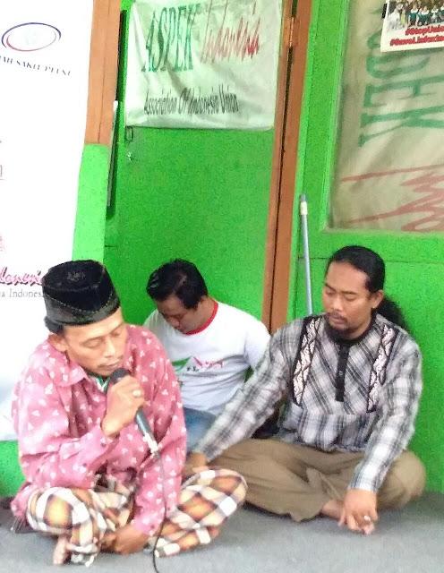 Bro Hely sp linfox dan bro Alfasah ASPEK INDONESIA santunan anak yatim splinfox 2018