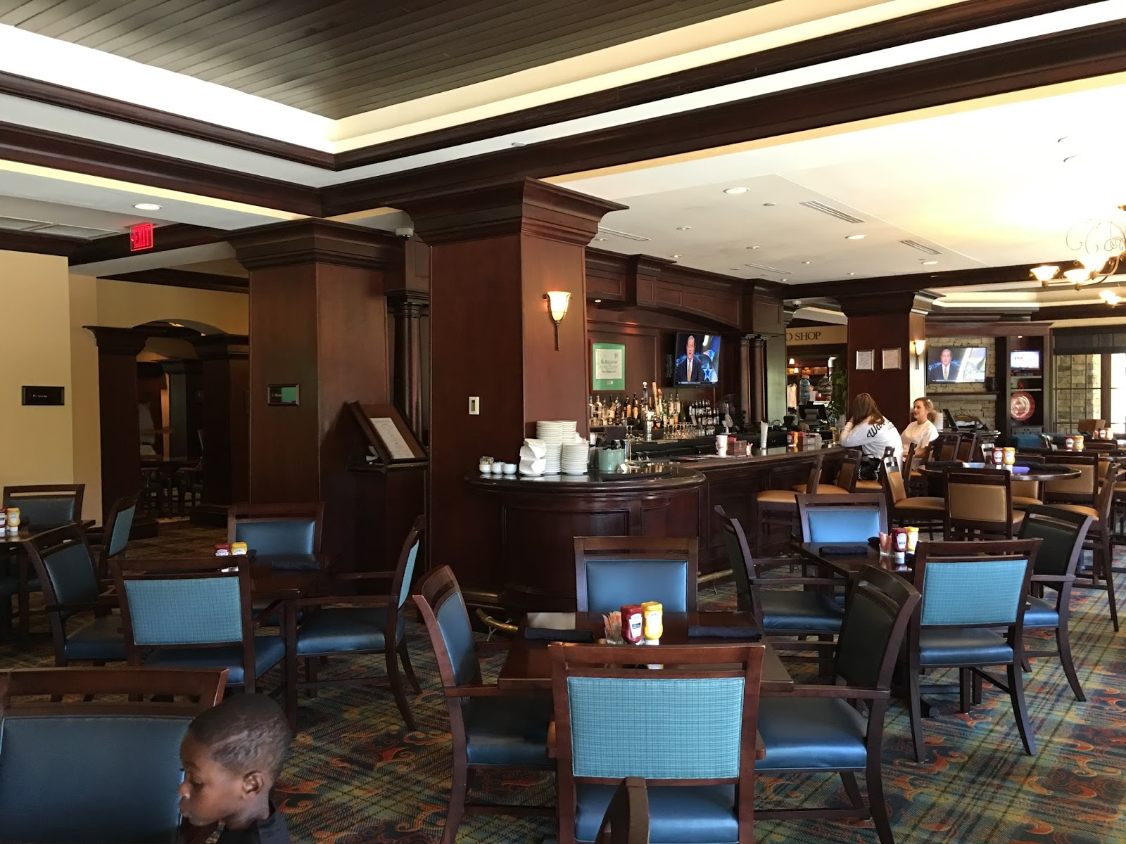 THE CLUBHOUSE RESTAURANT AT ROSS BRIDGE GOLF RESORT