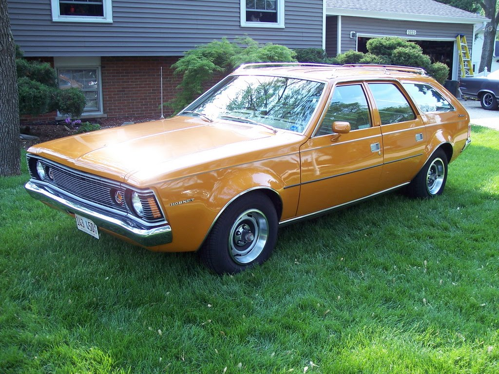 Just A Car Geek: 1972 AMC Hornet Sportabout