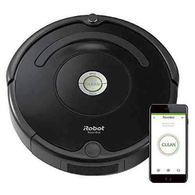 Roomba 671 Vacuum Cleaner - iRobot Programmable Machine
