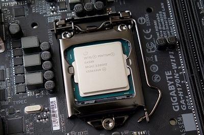 jenis processor intel dipasaran secara berurutat