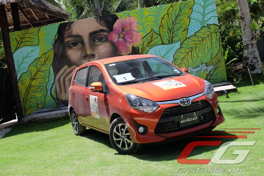 2018 toyota wigo g. brilliant 2018 it stands out more now especially in this loud orange mica metallic hue  while still adding some familial toyota design cues here and there on 2018 toyota wigo g
