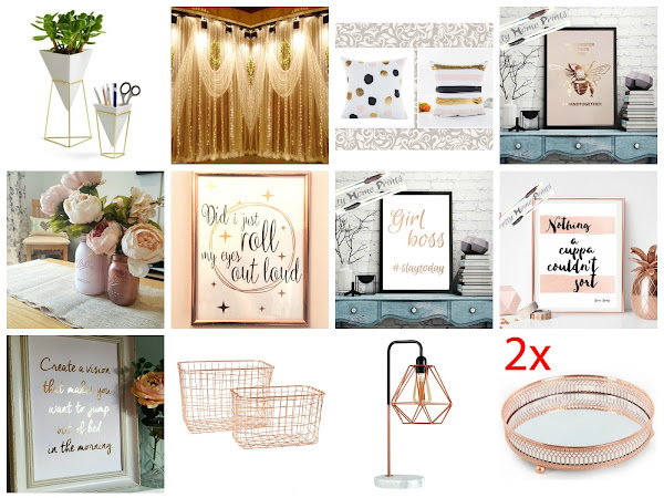 EBAY WISHLIST #1 | HOME EDITION
