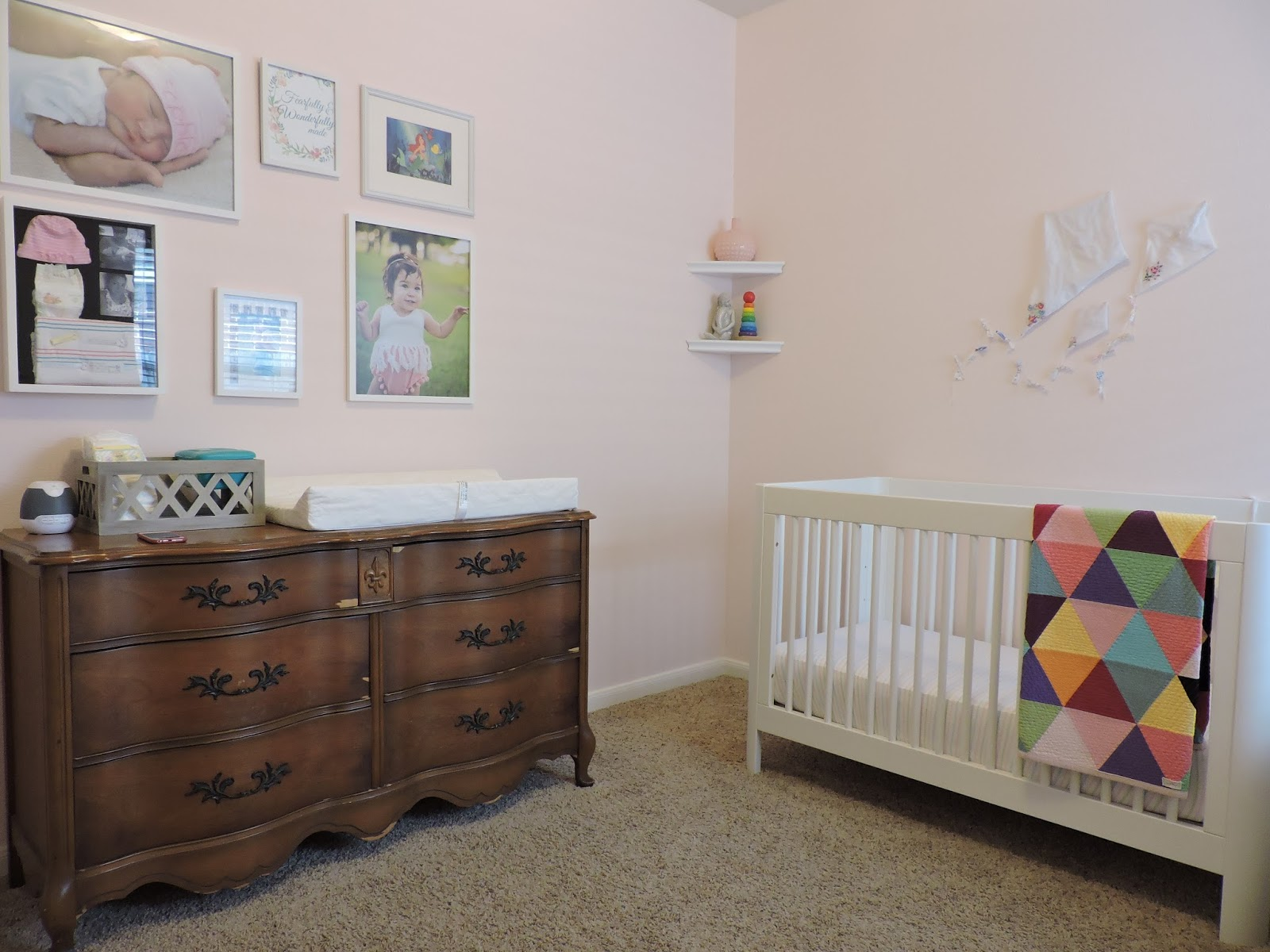 Sophia's Nursery Tour