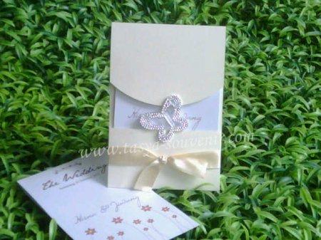 Contoh Undangan Pernikahan Unik No Tasya Souvenir Klaten
