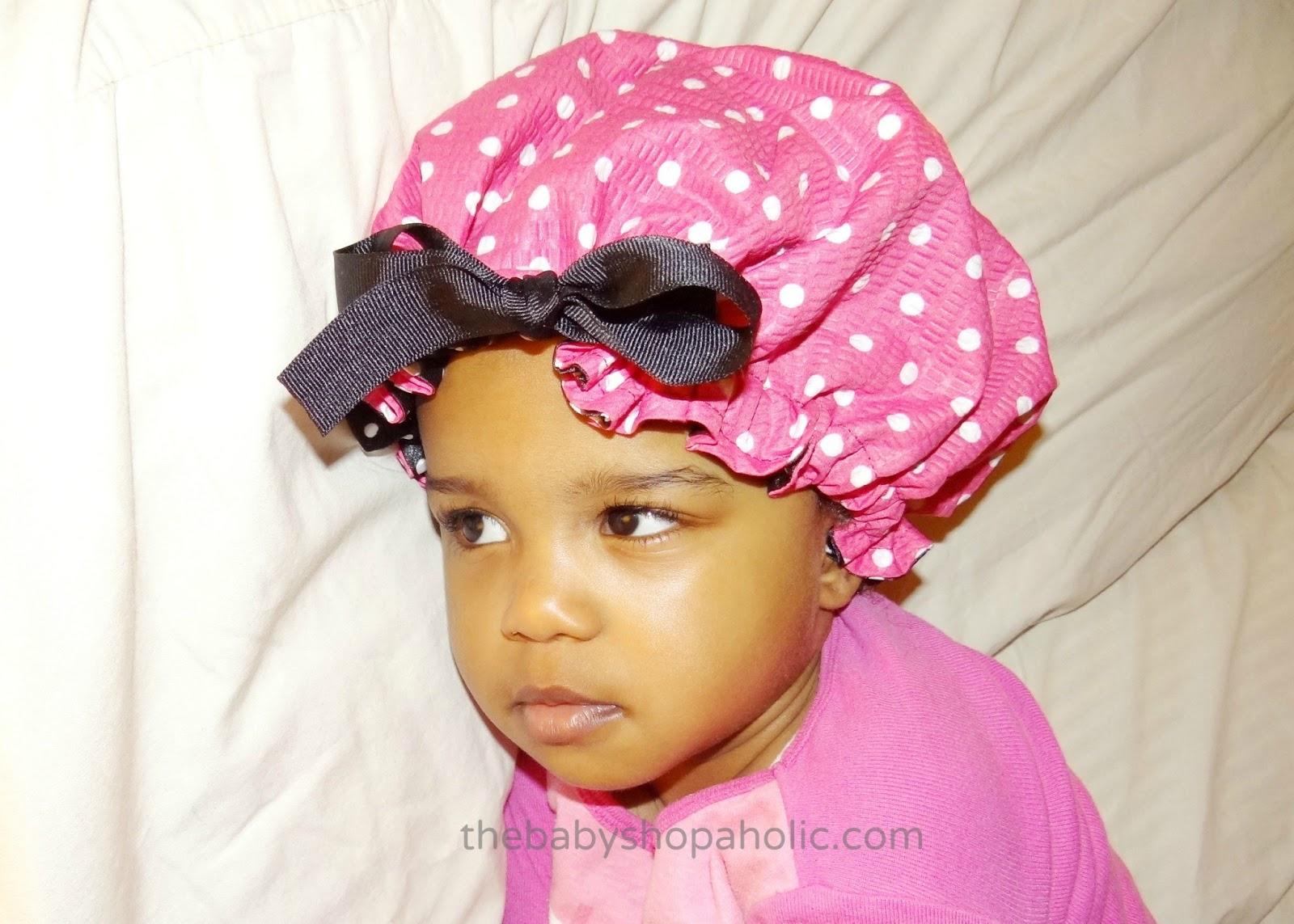 Baby Shopaholic Silky Wraps Kids Hair Bonnet Review