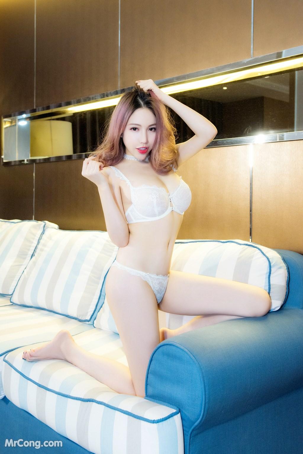 Image SLADY-2017-05-25-No.010-Ni-Xiao-Yao-MrCong.com-006 in post SLADY 2017-05-25 No.010: Người mẫu Ni Xiao Yao (妮小妖) (45 ảnh)