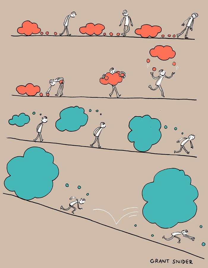 INCIDENTAL COMICS: Thought Bubbles