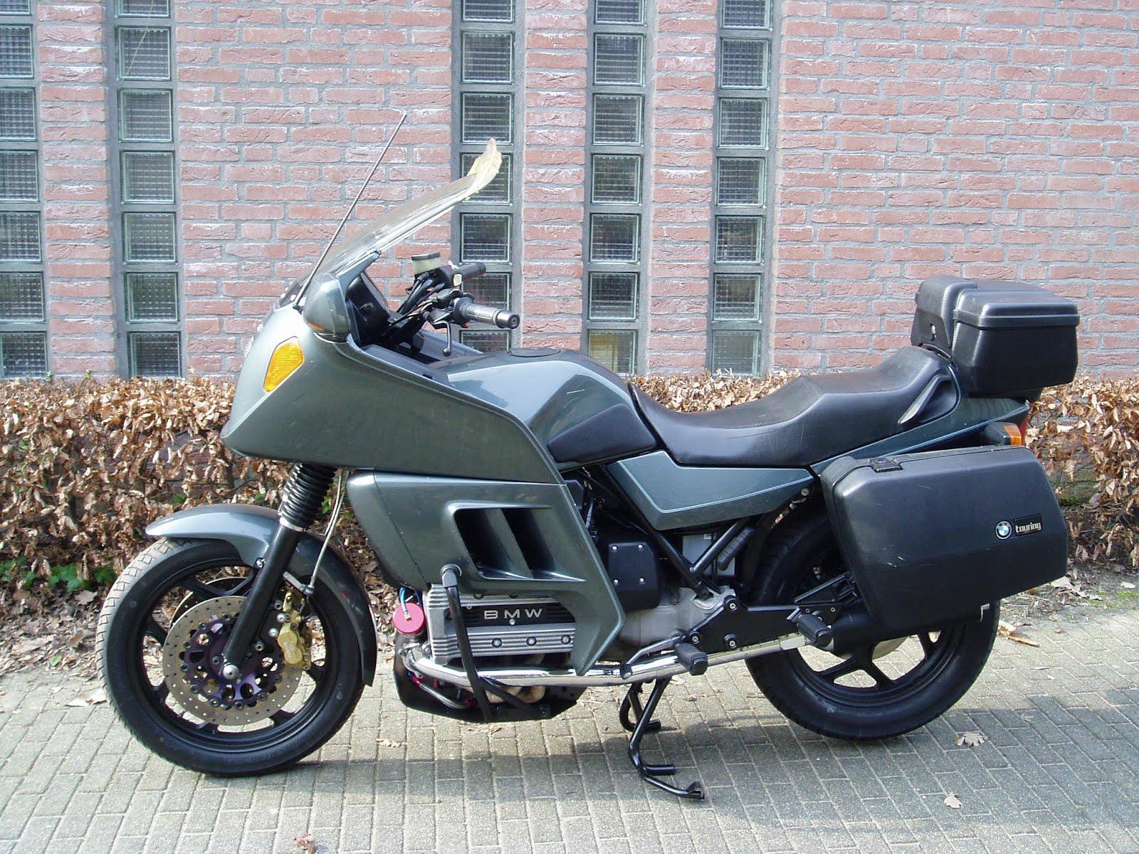 dd motorcycles bmw k 100 rt turbo. Black Bedroom Furniture Sets. Home Design Ideas