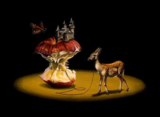Bizarre Animal Paintings-3