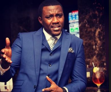 Don't Ever Marry A Woman Who's Richer Than You - Actor, John Dumelo Cautions Men